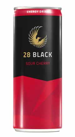28 Black Sour Cherry