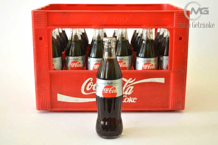 Coca Cola Light, 24x0.33L